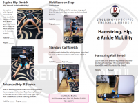 Hamstring, Hip and Ankle Mobility